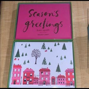 Kate Spade Holiday cards!
